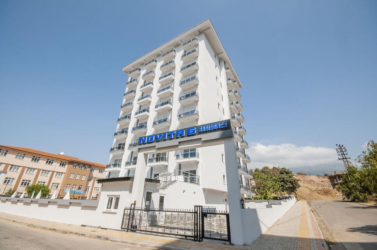 Novita 6 Residence – Alanya Mahmutlar' da Yepyeni Yatırımlık Proje